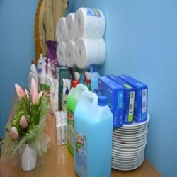 Środki czystości dla Dziennego Domu Pobytu w Chorzowie